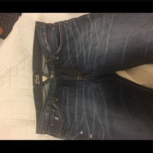 Lucky Brand Jeans Riley. Size 14/32 Only worn once